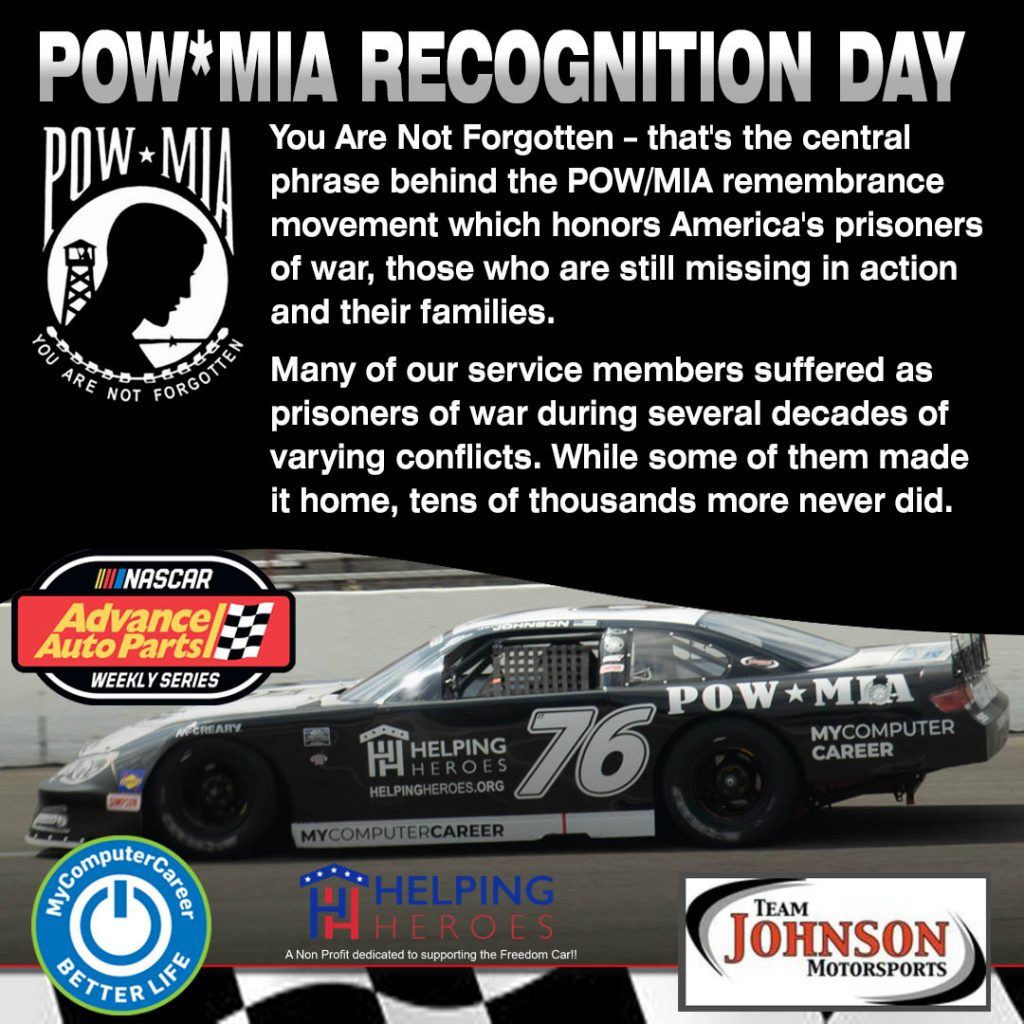 pow mia awareness day
